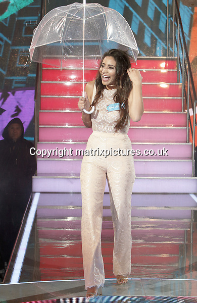 NON EXCLUSIVE PICTURE: MATRIXPICTURES.CO.UK<br /> PLEASE CREDIT ALL USES<br /> <br /> WORLD RIGHTS<br /> <br /> Kayleigh Morris enters the Big Brother House ahead of the new season at Elstree Studios in Hertfordshire, England. <br /> <br /> JUNE 5th 2017<br /> <br /> REF: GBH 171154