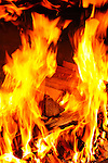 Fire, flame, Feuer, Flammen, Holz, wood, Holzfeuer, wood-fire, wood fire, Vaduz, Liechtenstein