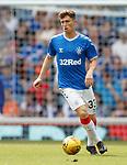 Jamie Barjonas, Rangers