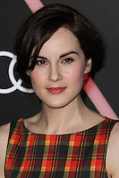 LOS ANGELES, CA - JANUARY 09: Michelle Dockery at the Audi Golden Globe Awards 2014 Cocktail Party held at Cecconi's Restaurant on January 9, 2014 in Los Angeles, California. (Photo by Xavier Collin/Celebrity Monitor)