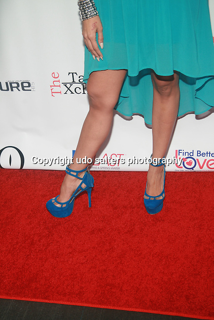 Erica Mena Attends Licious Apparel By Coco – Fashion Week Launch Party & Runway Show at XL Night Club, NY  9/5/12