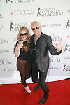 Tara Lipinski and Dee Snider Attend The 2012 Skating with the Stars honoring Vera Wang, Ellen Lowey, and Rhonda Ross: A benefit gala for Figure Skating in Harlem,Held at Wollman Rink, Central Park, NY  4/2/12