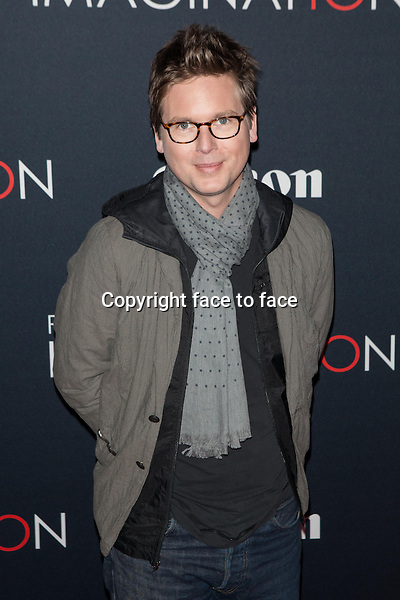 NEW YORK, NY - OCTOBER 24, 2013: Biz Stone attends the Premiere Of Canon's Project Imaginat10n Film Festival at Alice Tully Hall on October 24, 2013 in New York City. <br />