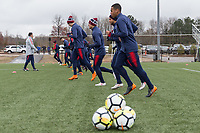 USMNT Training, March 21, 2018