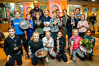Hilversum, Netherlands, December 2, 2018, Winter Youth Circuit Masters, <br /> Photo: Tennisimages/Henk Koster