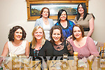 Kielduff Mother & Toddler group enjoying their annual night out in Bella Bia, Tralee last Saturday (seated) l-r: Siobhan Slattery, Irene Heffernan, Angie Baily with Emir Moriarty. Back l-r: Elaine Bowler, Katie Leen and Martina O'Sullivan.