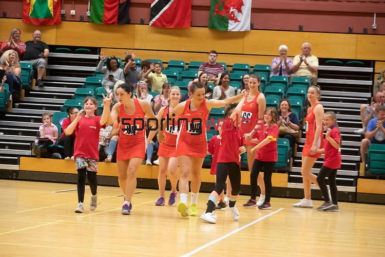Wales v Grenada<br /> Welsh Institute of Sport<br /> 10.07.19<br /> ©Steve Pope<br /> Sportingwales