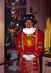 Doorman at Sir Francis Drake Hotel