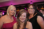 Thelma McClarkin, Nadine McQuillan and Niamh Carroll celebrating New Years Eve in Barocco...(Photo credit should read www.newsfile.ie)....This Picture has been sent you under the conditions enclosed by:.Newsfile Ltd..The Studio,.Millmount Abbey,.Drogheda,.Co Meath..Ireland..Tel: +353(0)41-9871240.Fax: +353(0)41-9871260.GSM: +353(0)86-2500958.email: pictures@newsfile.ie.www.newsfile.ie.