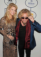 WWW.BLUESTAR-IMAGES.COM Singer/musician Sammy Hagar; and wife Kari Hagar attend the 56th annual GRAMMY Awards Pre-GRAMMY Gala and Salute to Industry Icons honoring Lucian Grainge at The Beverly Hilton on January 25, 2014 in Los Angeles, California.<br /> Photo: BlueStar Images/OIC jbm1005  +44 (0)208 445 8588