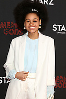 """LOS ANGELES - MAR 5:  Briana Roy at the """"American Gods"""" Season 2 Premiere at the Theatre at Ace Hotel on March 5, 2019 in Los Angeles, CA"""