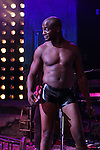 Taye Diggs as 'Hedwig' Curtain Call