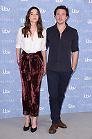 Margaret Clunie and David Oakes<br /> at the launch of the new series of ITV's &quot;Victoria&quot;, Ham Yard Hotel, London. <br /> <br /> <br /> &copy;Ash Knotek  D3297  24/08/2017