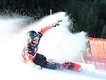 10.03.2012, La Molina, Spain. LG Snowboard FIS Wolrd Cup 2011-2012. Men's parallel giant slalom. Picture show  Jasey Jay Anderson CAN