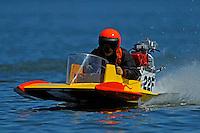 22-F (Outboard Hydroplane)