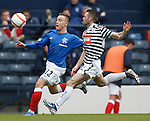 Barrie McKay and Anthony McParland