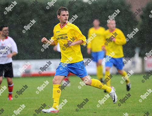 2011-07-21 / Voetbal / seizoen 2011-2012 / R. Kapellen FC / Maxim Van Hoydonck..Foto: mpics
