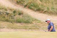 Peter Hanson (SWE) on the 7th during Round 3 of the Dubai Duty Free Irish Open at Ballyliffin Golf Club, Donegal on Saturday 7th July 2018.<br /> Picture:  Thos Caffrey / Golffile