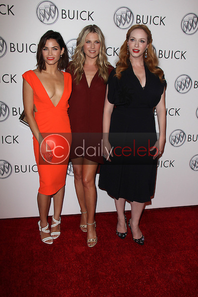 Jenna Dewan Tatum, Ali Larter, Christina Hendricks<br />
