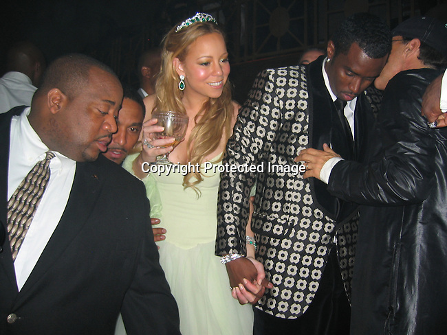 Mariah Carey &amp; Sean P. Diddy Combs<br />