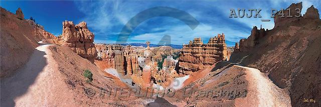 Dr. Xiong, LANDSCAPES, panoramic, photos, Bryce Canyon Panorama, Bryce Canyon NP, USA(AUJXP413,#L#)
