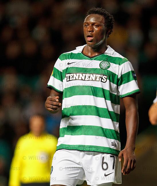 Victor Wanyama, Celtic
