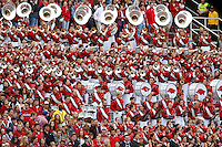 HAWGS ILLUSTRATED JASON IVESTER --10/24/2015--<br /> Arkansas vs Auburn football