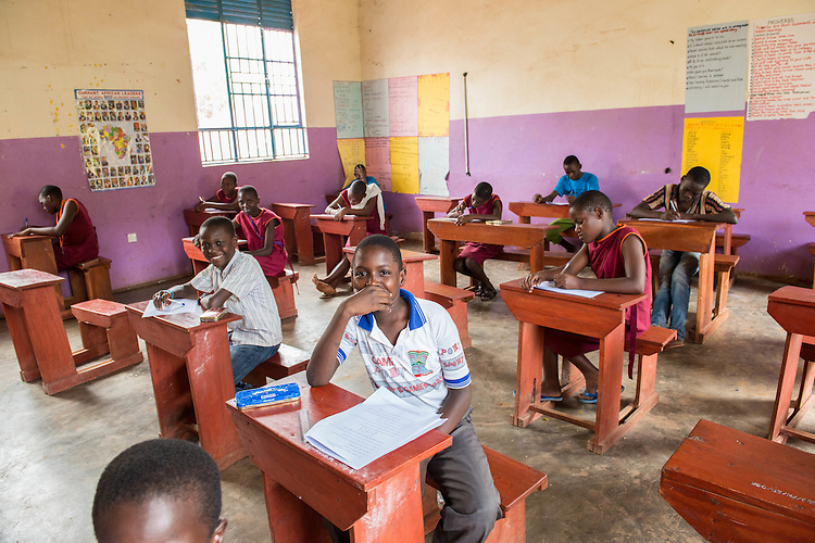 WHAT MAKES SHULE DIFFERENT<br />
