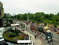 Celebrations de la fete nationale , le 24 juin 1994<br /> <br /> <br /> PHOTO : Agence Quebec Presse - stephane Fournier