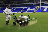 Tottenham Hotspur FC Ground Redevelopment 10-11-15