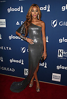13 April 2018 - Beverly Hills, California - Isis King. 29th Annual GLAAD Media Awards at The Beverly Hilton Hotel. <br /> CAP/ADM/FS<br /> &copy;FS/ADM/Capital Pictures
