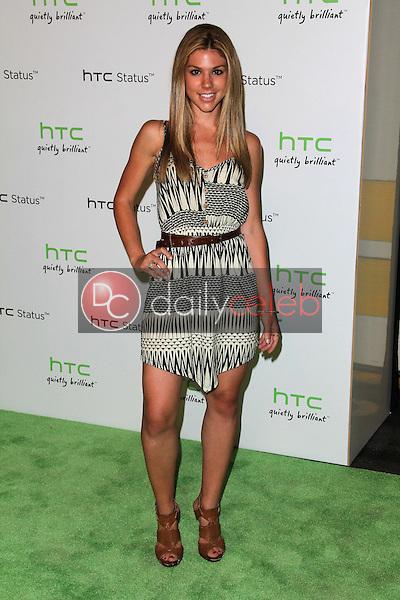 Kate Mansi<br /> at the HTC Status Social, Paramount Studios, Hollywood, CA. 07-19-11<br /> David Edwards/DailyCeleb.com 818-249-4998
