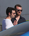 EXCLU! Sam Smith & Jimmy Napes