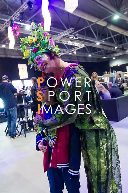 The Prestige Village at the Longines Masters of Hong Kong at AsiaWorld-Expo on 10 February 2018, in Hong Kong, Hong Kong. Photo by Chun Kit Cheng / Power Sport Images