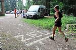 2. Vorbereitungslauf GELITA Trailmarathon Heidelberg 19.07.2015
