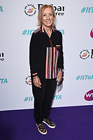 LONDON, UK. June 28, 2019: Martina Navratilova arriving for the WTA Summer Party 2019 at the Jumeirah Carlton Tower Hotel, London.<br /> Picture: Steve Vas/Featureflash