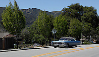 CARMEL - APR 29: Carmel Valley in Carmel, California on April 29, 2011.