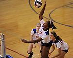 St. Martin's vs Country Day (Volleyball)