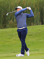 Lucas Bjerregaard (DEN) on the 3rd fairway during Round 2 of the 100th Open de France, played at Le Golf National, Guyancourt, Paris, France. 01/07/2016. <br /> Picture: Thos Caffrey | Golffile<br /> <br /> All photos usage must carry mandatory copyright credit   (&copy; Golffile | Thos Caffrey)