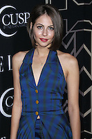 HOLLYWOOD, LOS ANGELES, CA, USA - APRIL 22: Willa Holland at the 5th Annual ELLE Women In Music Concert Celebration presented by CUSP by Neiman Marcus held at Avalon on April 22, 2014 in Hollywood, Los Angeles, California, United States. (Photo by Xavier Collin/Celebrity Monitor)