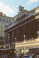 New York City: Grand Central Terminal, 1907-13, Reed & Wetmore. Photo '78.