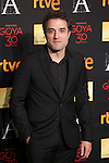 Daniel Guzman attends the 2016 Goya Nominee party in Madrid, Spain. January 26, 2015. (ALTERPHOTOS/Victor Blanco)