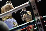02 marzo 2012 - Thai Boxe Mania<br /> Torino, Palaruffini<br /> <br /> Davide &quot;Tonno&quot; Longoni ITA (SX)<br /> Lucian &quot;Lucifer&quot; Danilencu ITA (DX)