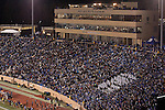 North Carolina v Duke.  North Carolina won 45-20.  Wallace Wade Stadium. Durham, NC November 20, 2014.<br /> <br /> Jon Gardiner/Duke Photography