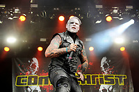 AUG 11 Combichrist performing at Bloodstock Festival