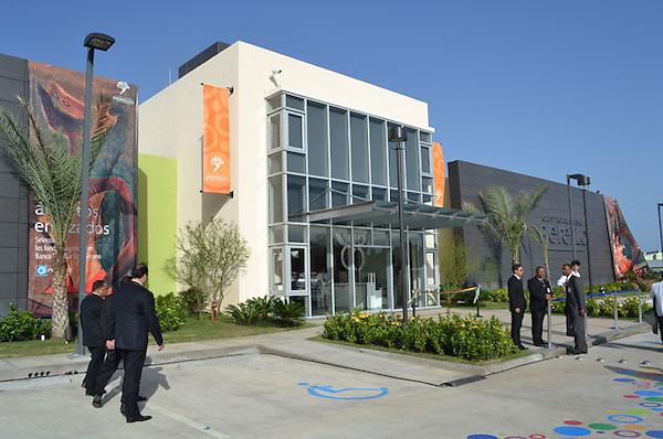 Acto de Inauguración del Centro Cultural Perello en Bani provincia Perabia hoy viernes 16 de septiembre.