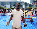 Lance Gross is seen at McDonald's Pool Groove at BET Experience at Gilbert Lindsay Plaza on Friday, June 23, 2017 in Los Angeles. (Photo by Donald Traill/Invision for McDonald's/AP Images)