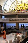 MUNDUS IMAGINALIS..Evenement unique pour musees galeries et lieux de patrimoine....Choregraphie : CARLSON Carolyn..Mise en scene : CARLSON Carolyn..Compagnie : Le Centre Choregraphique National Roubaix Nord Pas de Calais..Lumiere : BONNEAU Freddy..Costumes : ZINGIRO Chrystel GEOFFROY Emmanuelle..Avec :..CARLSON Carolyn..Lieu : Musee La Piscine..Ville : Roubaix..Le : 05 05 2010..© Laurent PAILLIER / photosdedanse.com..All rights reserved