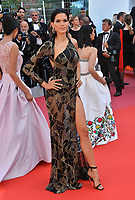 Raica Oliveira at the gala screening for &quot;Girls of the Sun&quot; at the 71st Festival de Cannes, Cannes, France 12 May 2018<br /> Picture: Paul Smith/Featureflash/SilverHub 0208 004 5359 sales@silverhubmedia.com