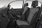 Front seat view of a 2015 Mercedes Benz Citan 109 Cdi 5 Places 5 Door Passenger Van Front Seat car photos